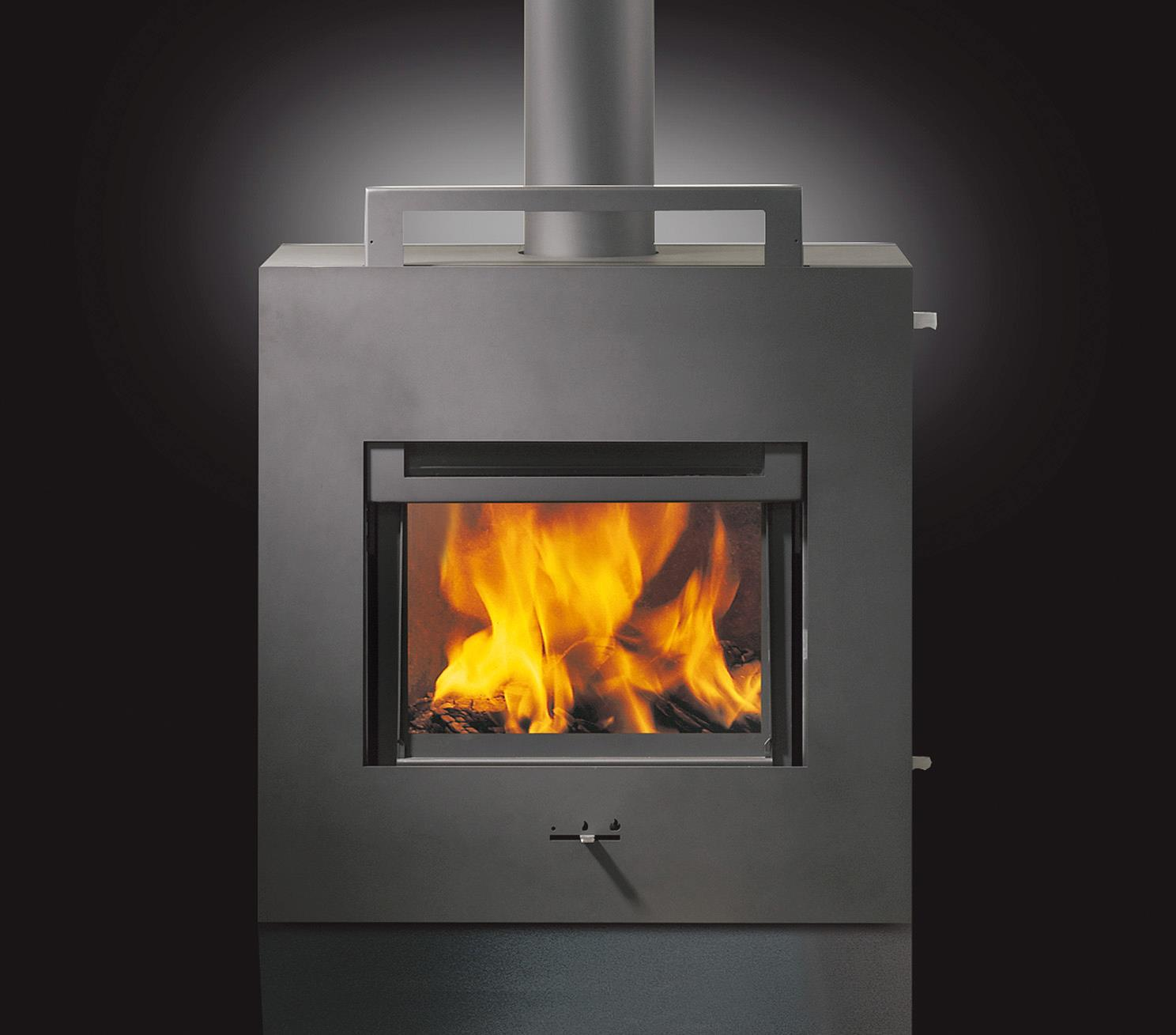 Rais X Basic Wood Stove Fireplace For Sale