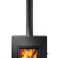 Rais X-Basic Wood Stove Solo