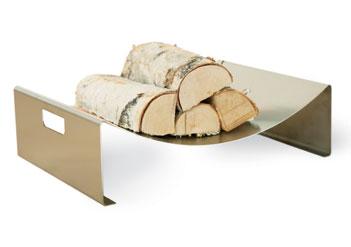 Rais Woodholder Stainless